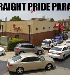 """Straight Pride"" memes are the gift that keeps on giving"