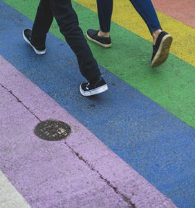 City orders two-year study on rainbow crosswalks after people complain about feeling unsafe