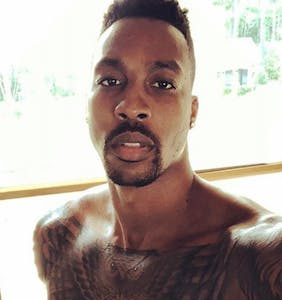 "NBA superstar Dwight Howard says gay rumors ""set me free"""