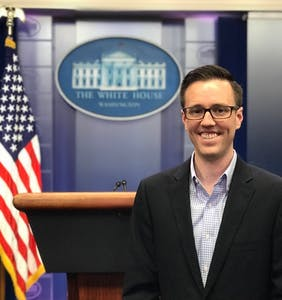 "Trump's gay press secretary on promoting anti-LGBTQ policies: ""It just doesn't matter to me"""