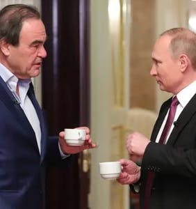 "'Snowden' director Oliver Stone says Russia's antigay law is ""sensible"""