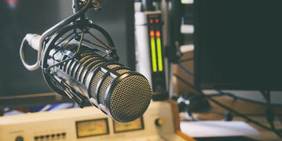 Popular radio host comes out on live air, says car accident made him realize he's bisexual