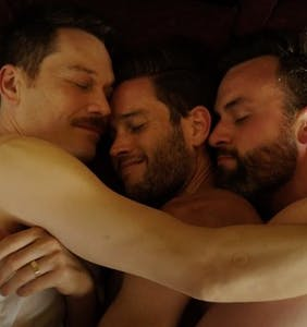 """Exclusive: Check out the trailer to the steamy–and scary–new series """"The Third"""""""