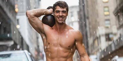 PHOTOS: Meet Alec Smith, the CrossFit athlete who just burst out of the closet