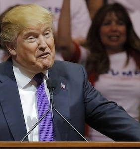 Trump to speak before radical anti-queer group. Yet again.