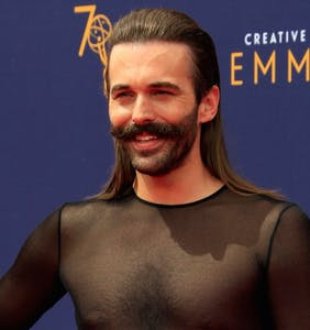 An Emmy win for Jonathan Van Ness is a win for personal authenticity