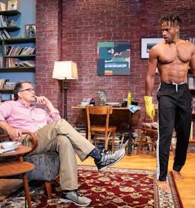 Writer Erik Patterson and actors Stephen Guarino & Michael Rishwan on giving an audience a 'Handjob'
