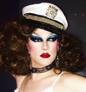 Outspoken drag queen tells off Aaron Schock at her karaoke night