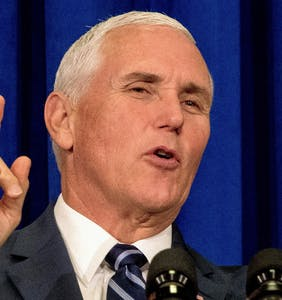 Mike Pence thinks homosexuality is 'a choice' and 'a learned behavior'