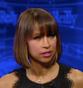 Professional homophobe Stacey Dash arrested in Florida for beating her fourth husband