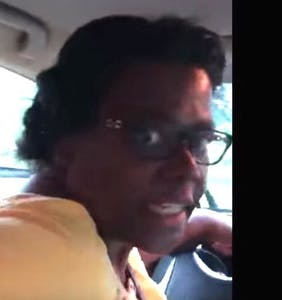 Watch: Homophobic Uber driver caught on camera harassing queer couple