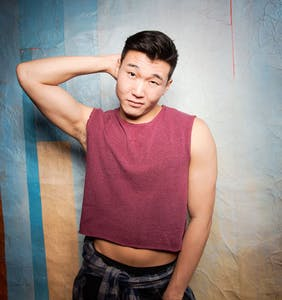 "Joel Kim Booster on developing Fire Island rom-com: ""I'm making my friends wear Speedos"""