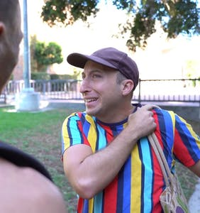 Michael Henry and Matt Wilkas break down 'the gay hello' in hilarious video