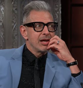 "Jeff Goldblum on his father's ""cruel"" behavior towards his gay brother"