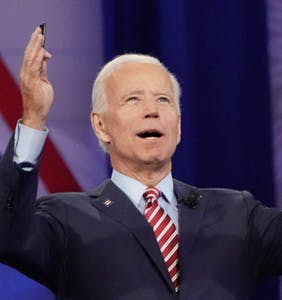 "Nobody asked for Joe Biden's thoughts on ""round the clock"" gay orgies, but he shared them anyway"