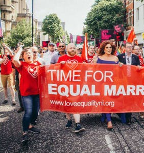 Same-sex marriage to finally arrive in Northern Ireland