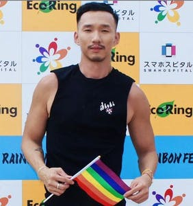 Osaka Pride looked so fun, we had to post some pics