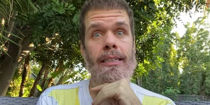 "Perez Hilton can't find a date, claims ""the overwhelming majority of gay men don't like me"""