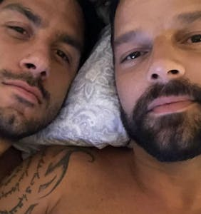 Ricky Martin and Jwan Yosef become dads again – share photo with new son