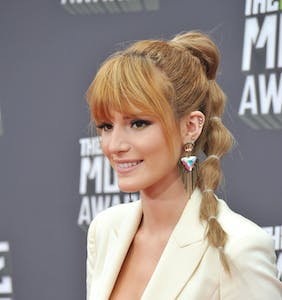 Bella Thorne sets an example by falling in love with people, not gender