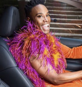 Billy Porter to play Fairy Godmother in Cinderella movie
