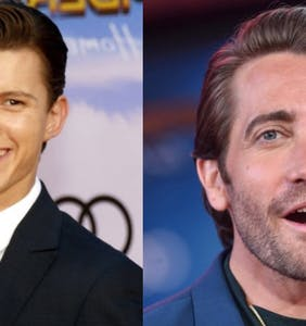 Jake Gyllenhaal tells fans he's marrying Tom Holland