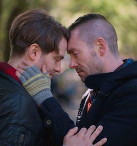 "Kit Williamson on the shocking final season of 'Eastsiders': ""I like how loud gay sex is"""