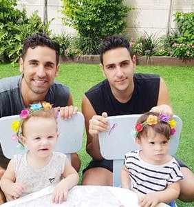 """Preschool asks gay dads: """"Which one is the mother?"""""""