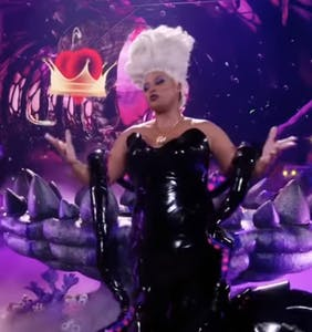 WATCH: Queen Latifah slays as Ursula in 'The Little Mermaid: Live'