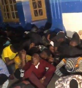 120+ people arrested in Uganda during raid on gay-friendly bar