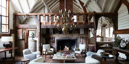 Take a peek inside Ryan Murphy's private Provincetown guesthouse