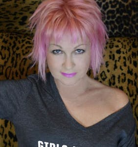 Cyndi Lauper receives special honor from the United Nations for LGBTQ advocacy