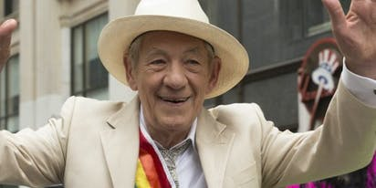 8 times Sir Ian McKellen busted down closet doors