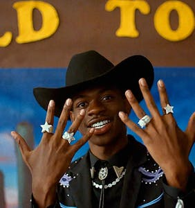 Lil Nas X becomes first out gay man to win Country Music Award