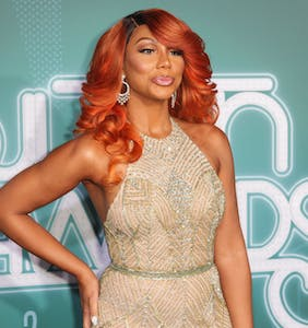 """Tamar Braxton half apologizes for homophobic remarks, says """"We all say stupid sh*t"""""""