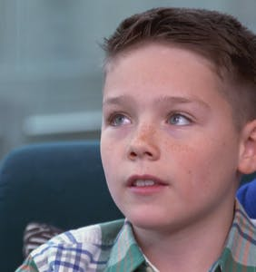 "Fifth grader schools homophobic teacher on TV, says ""It isn't nice to insult other families"""