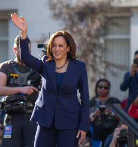 Activist says goodbye to Kamala Harris campaign: 'The tears have been constant'