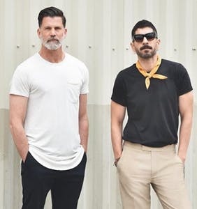 Meet the two hot daddies who are literally making beer gay