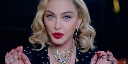 Madonna co-writing and directing her own biopic feels very on brand