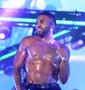 Jason Derulo received quite an offer after this eye-popping photo was removed from Instagram