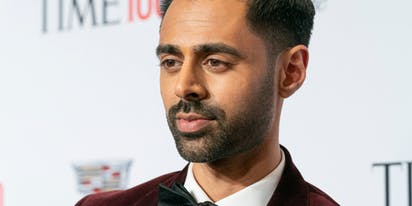 "Watch Hasan Minhaj learn about ""quivering bussy"""
