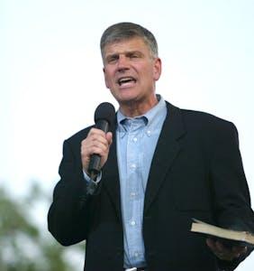 Pray to keep Chick-fil-A anti-gay, says evangelist Franklin Graham