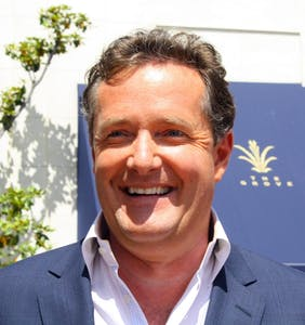 Piers Morgan brags that he was 'quite popular in the gay clubs'