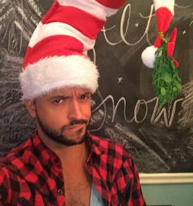 Jai Rodriquez has a queer eye on the holidays