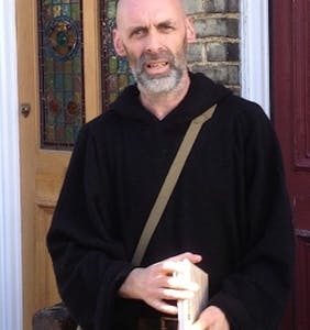 Church OK with monk telling gay people to die but it takes issue with him trashing the Pope