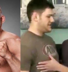 Fans discover homophobic WWE wrestler's gay adult film past