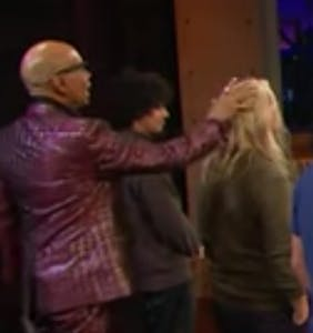 WATCH: RuPaul snatched a wig on TV