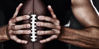 NFL hopeful Scott Frantz says his gay identity isn't 'a burden at all'