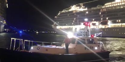Passenger falls to his death from 10th-story deck of gay Atlantis cruise