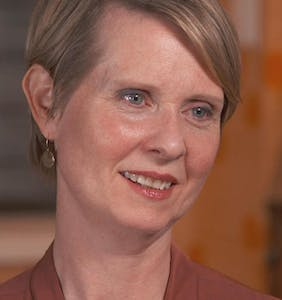 Cynthia Nixon headed to Broadway…with Ellen?